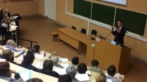 В Омской области на Школе Управдома слушатели вместе с Министром обсудили вопросы ТКО.