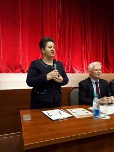 Татьяна Дроздова: «Обмен опытом в Сухиничах удался»