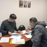 Жители Ефремова обращаются за помощью к муниципальному координатору  Центра в Тульской области