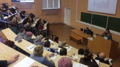 """В Омске проект """"Школа Управдома"""" провел серию лекций за 4,5 часа."""