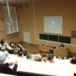 """Информацию о новых тарифах представили слушателям проекта """"Школа Управдома"""" в Омске."""