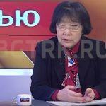 Вести Интервью. Раиса Санжицыренова. Эфир от 29.01.2019