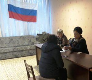 Татьяна Дроздова провела прием жителей  микрорайона Северный