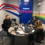 Директор АНО «ЖКХ Контроль РК» Анатолий Петров принял участие в эфире радиостанции «Радио Крым»