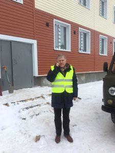 Мониторинг программы переселения граждан из ветхого и аварийного жилья в Гдове провела общественная организация «ЖКХ Контроль».