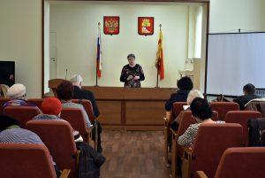 В Ленинском районе состоялось заседание клуба ЖКХ по вопросам ТБО