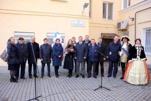В Санкт-Петербурге первый дом удостоен федеральной награды - «Дом образцового содержания»