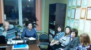 Татьяна Дроздова приняла участие в расширенном заседании Совета ТОС «Кошелев проект»