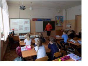 Более 500 школьников Вознесенского района нижегородской области приняли участие в уроках ЖКХ