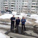 В Прикамье провели мониторинг домов в которые переселены жители из аварийного жилого фонда.