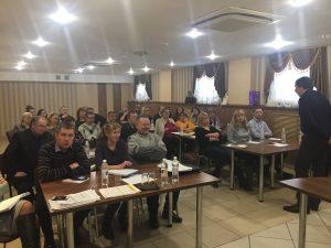 Январский семинар по ЖКХ в Йошкар-Оле