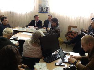 6 марта состоялось заседание членов АЦОК ЖКХ в Саратовской области