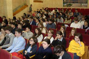 Уроки ЖКХ прошли в общеобразовательных школах города Саров Нижегородской области