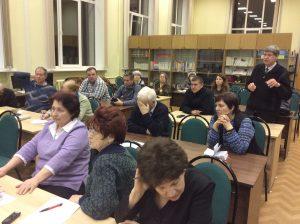 Безопасность газа в быту – главная тема занятия в «Школе ответственного собственника» г. Саров Нижегородской области