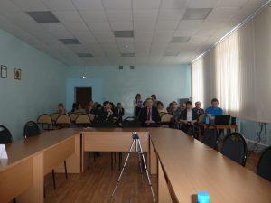 Встреча с населением Междуреченского района