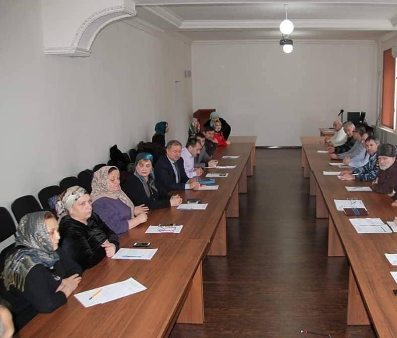В Общественной палате Чеченской Республики , Региональный центр Общественного контроля провел круглый стол