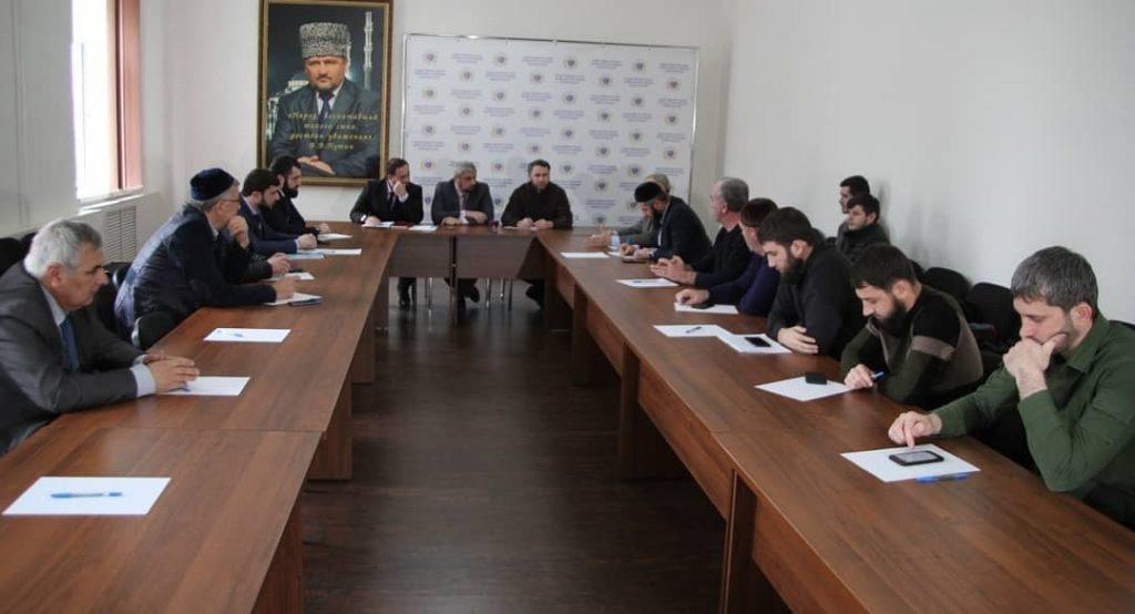 ЖКХ контроль провел семинар в мэрии города Грозный