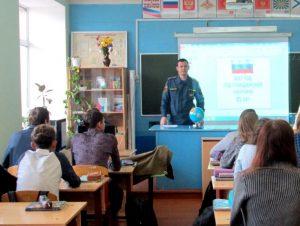 Безопасность пользования газом в быту обсудили на уроках ЖКХ в г.о.Сокольский Нижегородской области