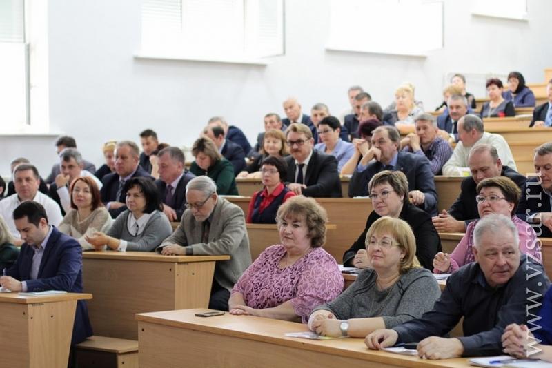 В Саратовском социально-экономическом институте РЭУ имени Плеханова состоялась научно-практическая конференция