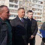В Перми состоялся первый мониторинг дворов отремонтированных в 2018 году.