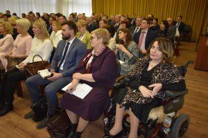 Пленарное заседание Вологодской общественной палаты по общественному контролю.