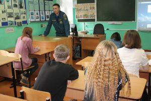 Полезные уроки ЖКХ проведены в Тоншаевском районе Нижегородской области