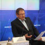 """АНО """"ЖКХ Контроль РК"""" провели пресс-конференцию на тему:  «Актуальные вопросы в сфере ЖКХ ..."""