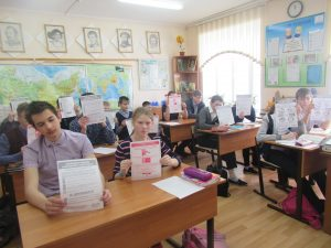 В Большемурашкинском районе Нижегородской области провели