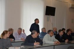 Глава Энгельсского района встретился с руководителями управляющих организаций
