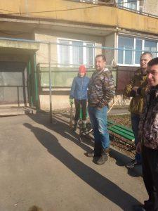 В р.п. Сосновское Нижегородской области проведен