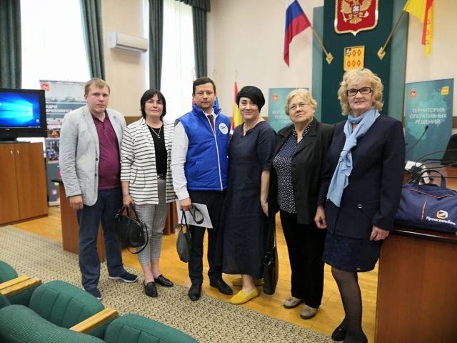 Круглый стол в Богородском округе Московской области