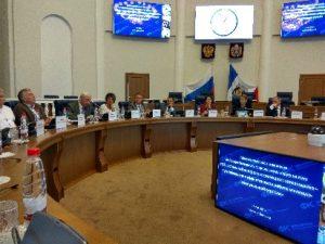 Участие Вологодского центра общественного контроля в сфере ЖКХ в семинаре в городе Великий Новгород.