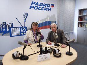 Руководитель Вологодского регионального центра общественного контроля в сфере ЖКХ Виктор Вавилов ответил на вопросы вологжан в эфире областного радио