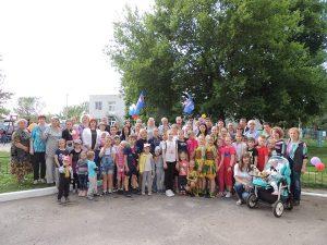 В Курске дали старт акции «День соседей»