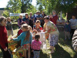 В Большом Болдино проведены мероприятия Всероссийской акции «Международный день соседей»