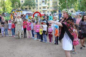 В Канавинском районе Нижнего Новгорода состоялся