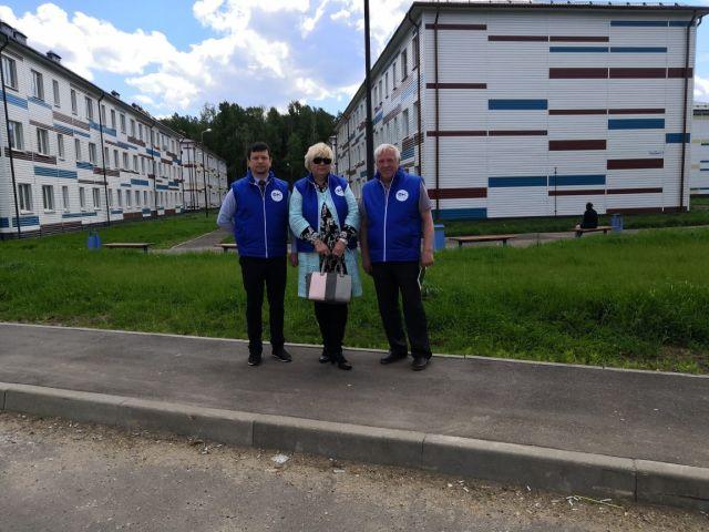 В Подмосковье прошли проверки жилых домов, предназначенных для переселения из аварийного фонда