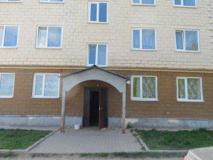 Проверка качества домов в Верховажском районе Вологодской области по программе переселения
