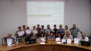Семинар-практикум для общественных жилищный инспекторов и активных граждан в г.о. Михайловка Волгоградской области