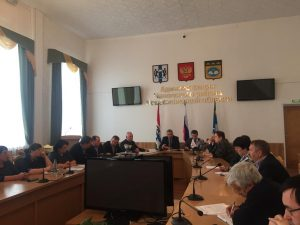 Выездной марафон общественного контроля по Новосибирской области