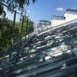 В Энгельсе проверили капитальный ремонт крыши.