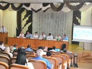 Совещание по вопросу организации работы по обращению с отходами на территории Белгородской области