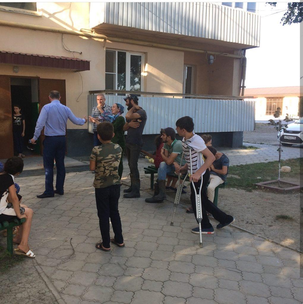 В  ЖКХ контроль в Грозном продолжают работу по информированию граждан