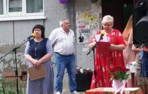 Борисоглебские активисты отметили Международный день соседей