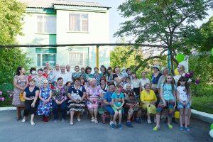 Богучарцы отпраздновали Международный день соседей