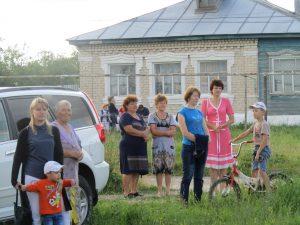 «День соседей» вСергачском районе Нижегородской области