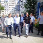 В Пермском крае продолжается мониторинг дворовых и общественных территорий, которые были благоустрое...