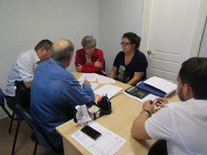 Кулебакские единороссы провели акцию «День открытых дверей управляющих организации».