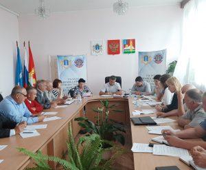 Встреча с жителями Старокулаткинского района Ульяновской области