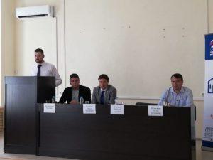 Выездная встреча сотрудников РЦОК с жителями Азнакаевского района Республики Татарстан